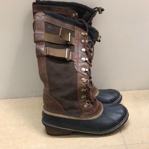 Sorel Conquest Carly II Waterproof Boot